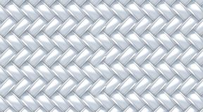 White gray abstract tile background. 3D Royalty Free Stock Images