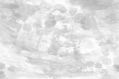 White gray abstract watercolor background Stock Image