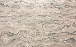 White and gray abstract wave pattern. Oil paint texture. White and gray abstract wave pattern. Oil paint texture stock photography