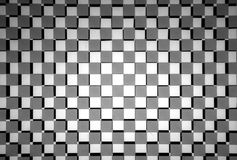 White gray black matrix Royalty Free Stock Photo