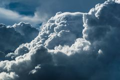 White and Gray Cloud Stock Photos