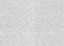 White and gray Fabric texture Stock Image