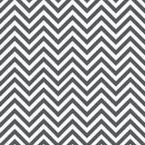 White and gray geometric chevron pattern Stock Photo