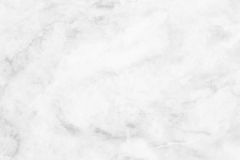 White (gray) marble texture, detailed structure of marble in natural patterned  for background and design. White (gray) marble texture ,detailed structure of Royalty Free Stock Images