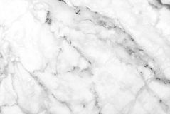 White and gray marble texture Stock Photography