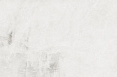White, gray scratched, recycled paper texture Stock Photo