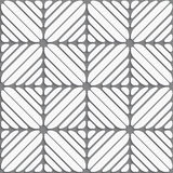 White on gray seamless ornament Royalty Free Stock Image