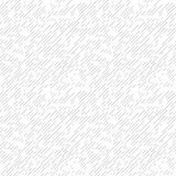 White and gray textured diagonal lines fabric seamless pattern, vector. Background Stock Image