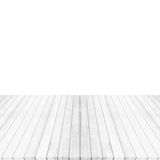 White gray wooden floor Stock Photos