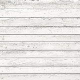 White, gray wooden wall texture, old painted pine Royalty Free Stock Photo