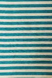 White and green striped texture Stock Photo