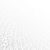 White & grey abstract perspective background Royalty Free Stock Image