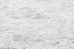 White and grey brick wall texture background with space for text. White bricks wallpaper. Home interior decoration. Architecture. Concept. Background for sad stock illustration