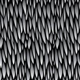 White grey leaf pattern background Royalty Free Stock Photos