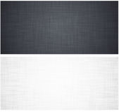 White and grey linen texture vector illustration
