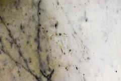 White and Grey Marble Stock Photography