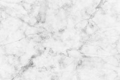 White grey marble texture, Pattern for skin tile wallpaper luxurious background Stock Photography