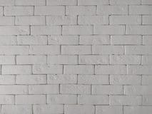 White and grey rough brick wall stock photos