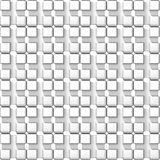 White grey seamless texture. Raster modern background Royalty Free Stock Images