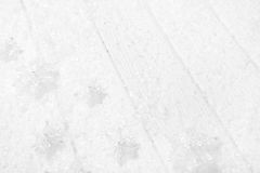 White, grey and silver christmas background with wood, snow and Royalty Free Stock Photo