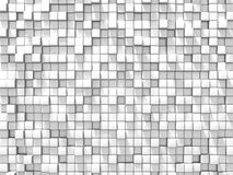 White grey texture. Raster modern background Stock Photography