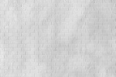 White Grunge Brick Wall Background Royalty Free Stock Photo