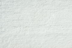 White grunge brick wall Royalty Free Stock Image