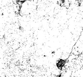 White Grunge Broken Concrete Ground Texture Background. stock illustration