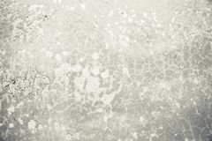 White grunge concrete wall texture background ,Cement texture Stock Photo