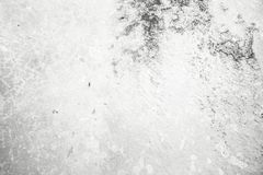 White grunge concrete wall texture background ,Cement texture Royalty Free Stock Image