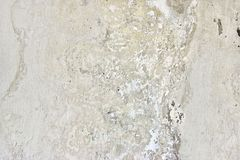 White Grunge Plaster Wall Royalty Free Stock Images