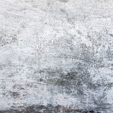 White grungy cement wall Stock Image