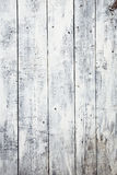 White grungy planks background Royalty Free Stock Photos