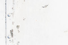 White grungy steel texture background Stock Images