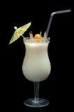 White Guanabana Smoothie Royalty Free Stock Image
