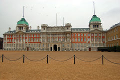 White Hall Admiralty Building London Royalty Free Stock Image