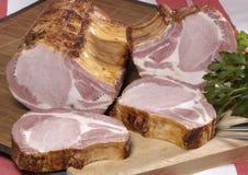 White Ham Stock Image