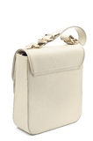 White handbag Royalty Free Stock Photos