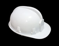 White hardhat Stock Photography
