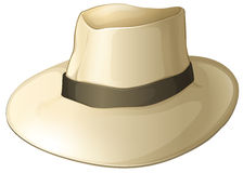 A white hat Stock Photography