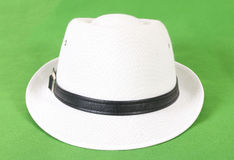 White hat Royalty Free Stock Photography