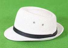 White hat Royalty Free Stock Photo