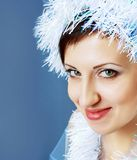 White hat Royalty Free Stock Image