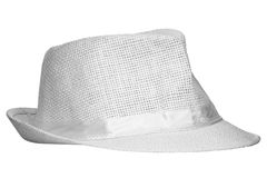 White hat Stock Image