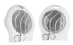 White heater royalty free stock photo