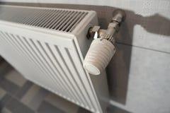 White heating radiator Stock Images