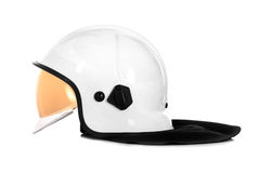 White helmet Royalty Free Stock Image
