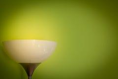 White home lamp Stock Photo