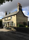 The White Horse Pub Royalty Free Stock Photo
