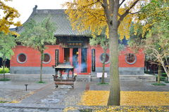 White Horse Temple Luoyang, Henan China Imagem de Stock